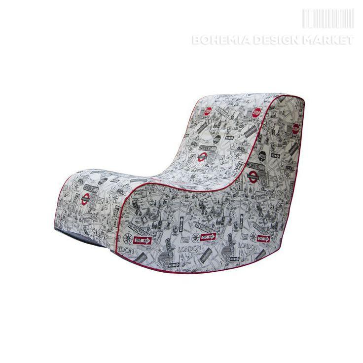 Design rocking chair London