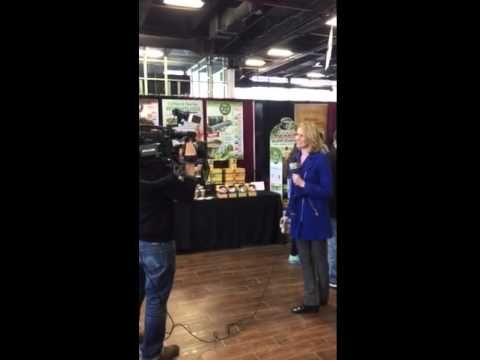 Sollo Wellness caught some media attention at NYC Brooklyn Expo Center - March 19-20 2016 Coffee & Tea Festival  #‎Keurig2‬.0 ‪#‎KCup‬ ‪#‎Organic‬ ‪#‎GreenTea‬ ‪#‎FreeShipping‬ ‪#‎Health‬ ‪#‎AllNatural‬ ‪#‎Wellness‬ ‪