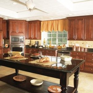 13 best Hickory Kitchen Cabinets images on Pinterest Hickory