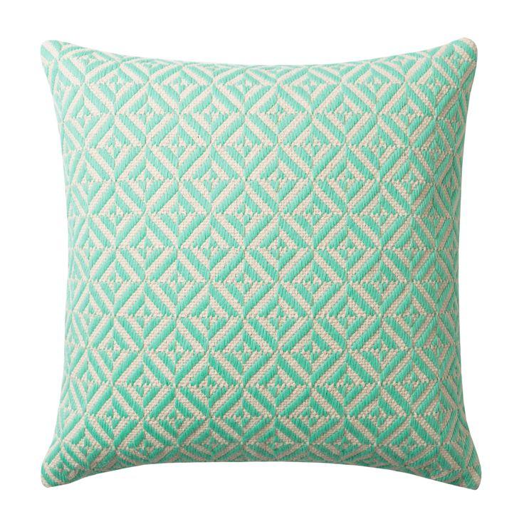 Buy Geo Cushion from Oliver Bonas