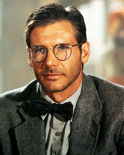 Harrison Ford, Indiana Jones style