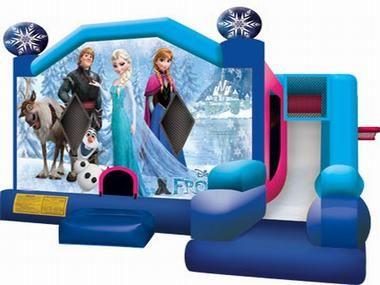 Inflable Combo C7 congelados -Venta De Inflatable bouncers - Comprar Barato Precio De Inflable Combo C7 congelados - Fabrica Inflatable bouncers En México