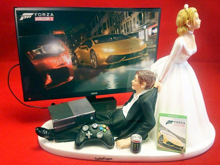 xbox one wedding cake 1000 images about wedding cake topper on 27673