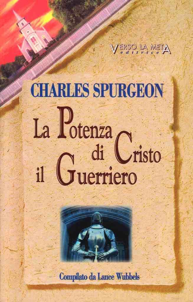 Spurgeon amava particolarmente esaltare Gesù Cristo come il Guerriero Onnipotente che ha vinto ogni battaglia spirituale e regna incontrastato su ogni regno in cielo, in terra e nell'inferno. Parla...