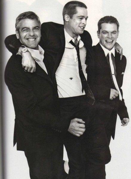 George, Brad, Matt.