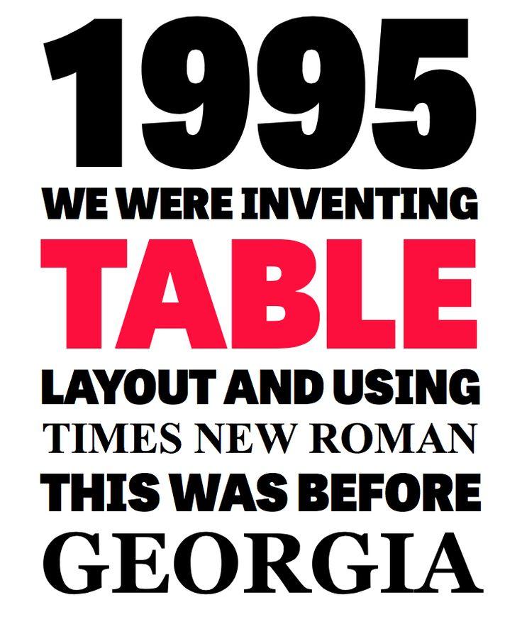 Typelab interview with Jeffrey Zeldman | Typetester | Jeffrey Zeldman Presents The Daily Report: Web Design News & Insights Since 1995