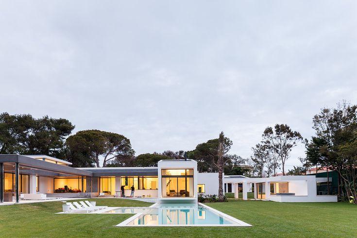 Fragmentos de Arquitectura | Cascais | Piscina | Swimming Pool | Arquitetura | Architecture | Atelier | Design | View | Garden | Exteriores | Outdoor | Details
