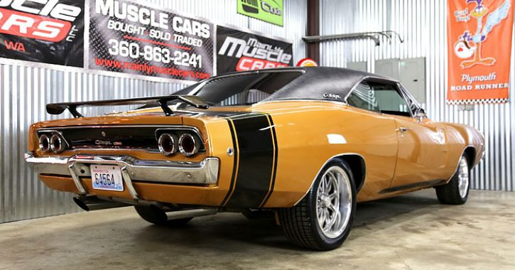 Sharp 1968 Dodge Charger 383 Review & Test Drive