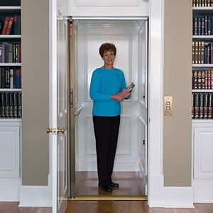 16 best images about home elevators from mckinley on for Diy home elevators