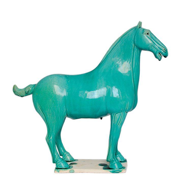 Cavalo em barro