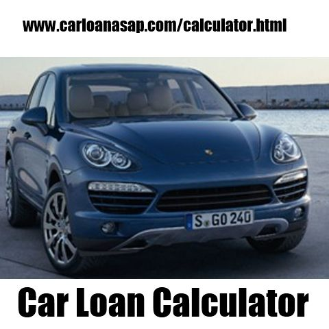 Car Loan Calculator  Auto Loan    Car Loans And Cars