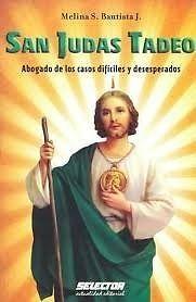 SAN JUDAS TADEO ABOGADO DE LOS CASOS DIFICILES   SIGMARLIBROS