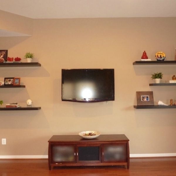 1000 images about tv shelf on floating