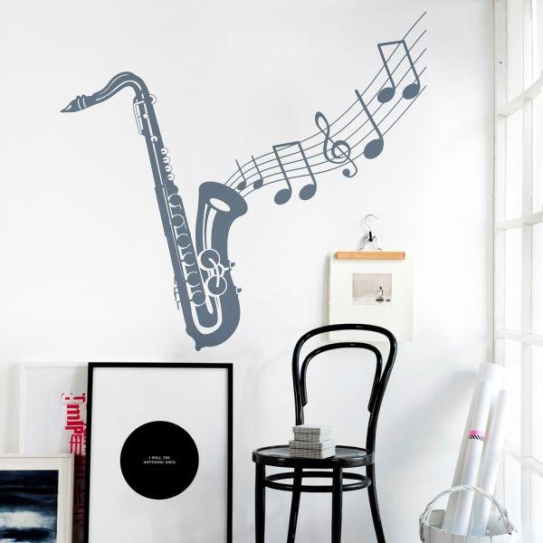 34 Best M Sica Vinilos Decorativos Images On Pinterest