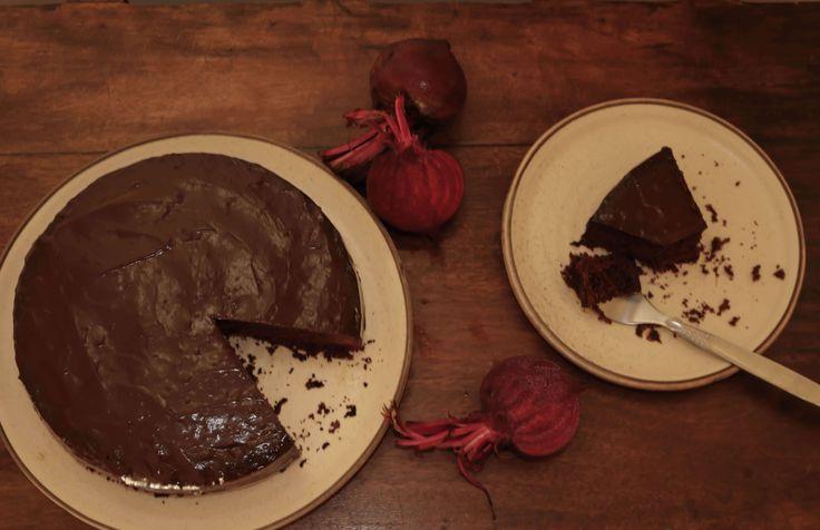 Gluten-Free Chocolate Beetroot Cake
