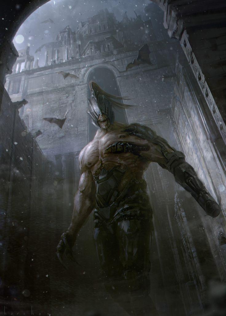 Prince underworld - by Artem Khorchev