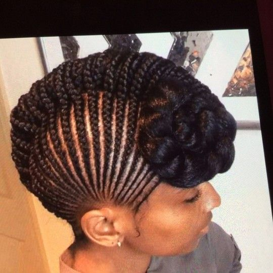 Best 29758 Natural Hair Style Braids images on Pinterest