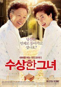 Miss Granny (수상한 그녀) Korean Movie - Very Entertaining! Loved it! Enjoyed it!