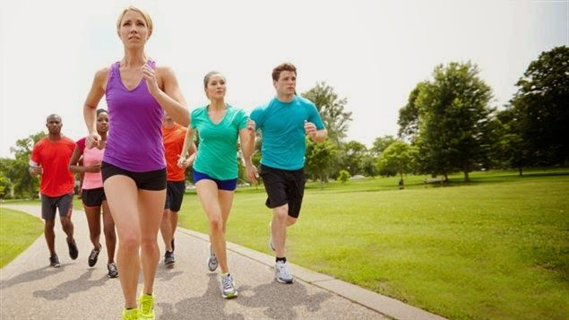 Hidupsehatbaru.blogspot.com - Manfaat Lari Pagi bagi Kesehatan Tubuh