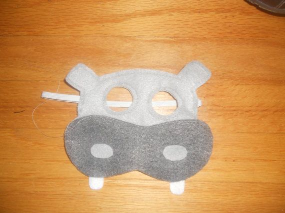 Hungry Hippo Crafts