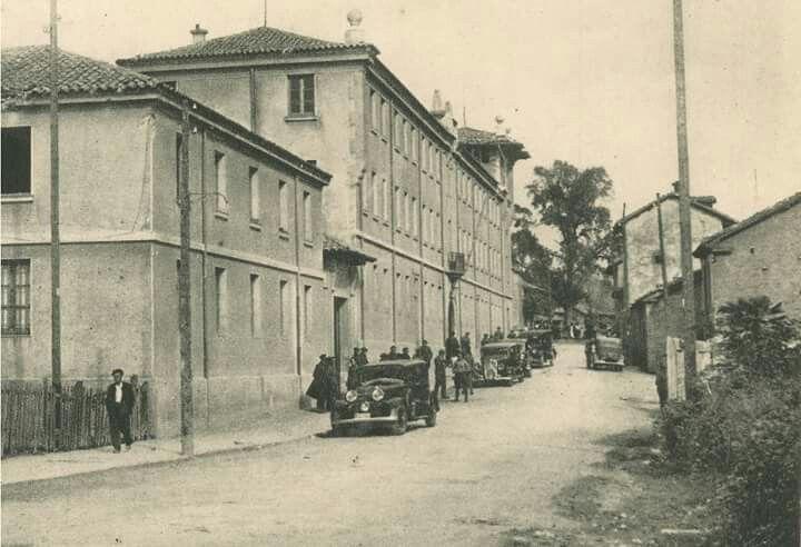 Cuartel de la guardia civil. Pumarin.1934