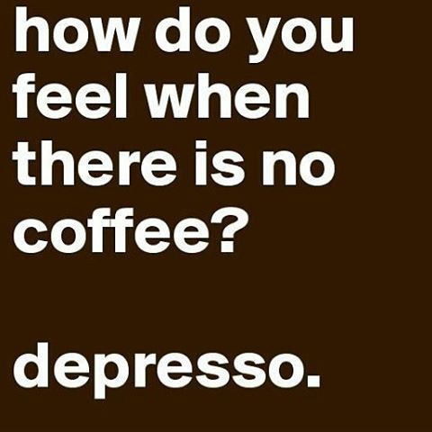 Monday feeling – for the coffee addicted in London Town ...