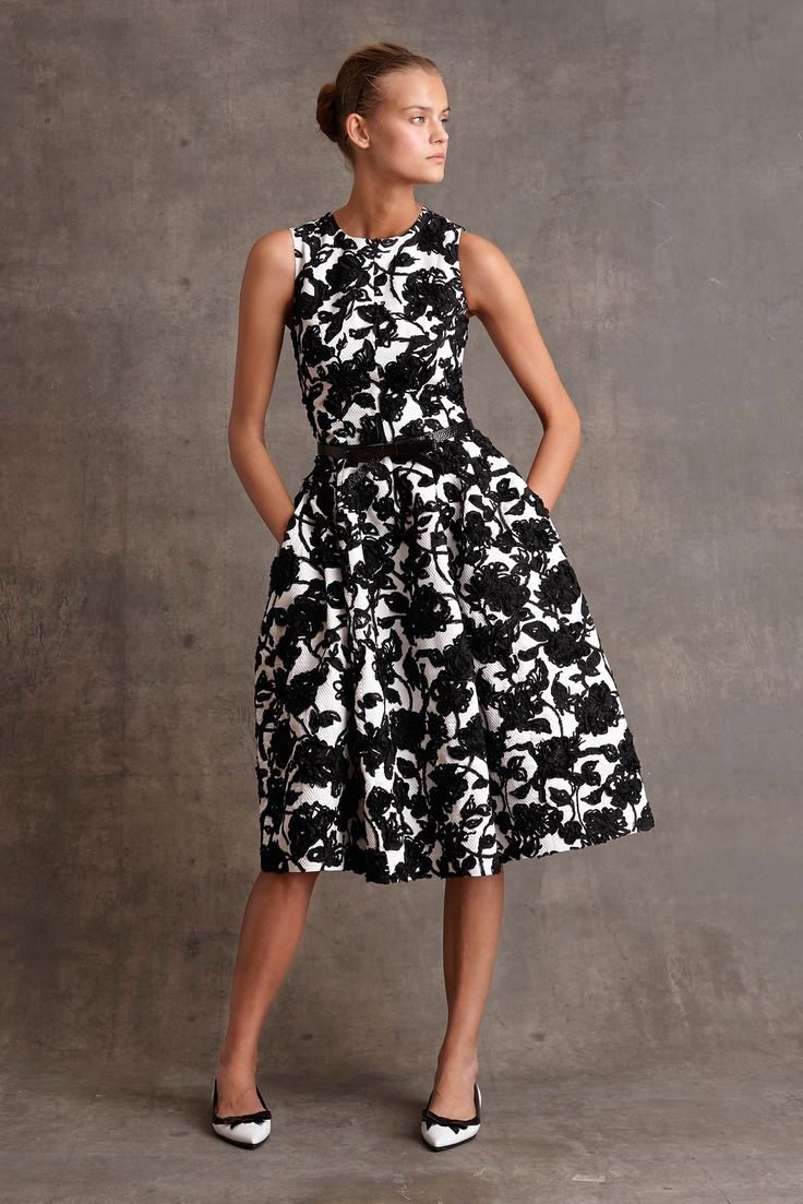 One of my top ten picks Michael Kors - Pre-Fall 2015 - cocktail party or office attire