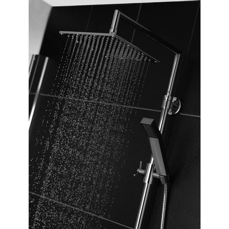 Minimalist Waifer Square Riser System Ideas Bathroom