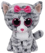 PRE-SALE NEW Ty Beanie Boo WILLOW CAT JUSTICE STORE USA EXCLUSIVE Plush toy RARE