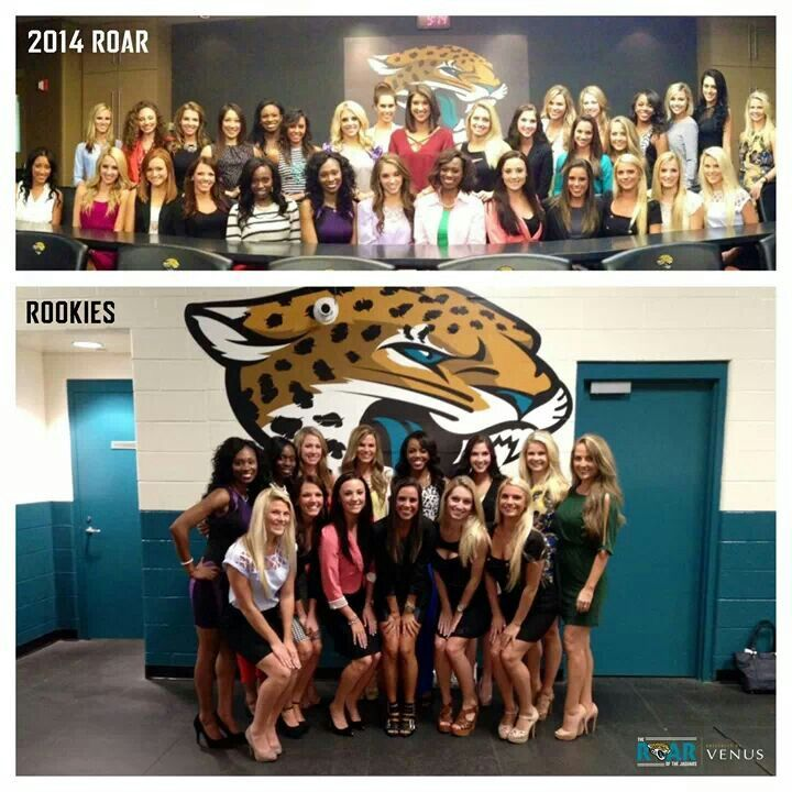 17 Best Jacksonville Jaguars Cheerleaders! Images On