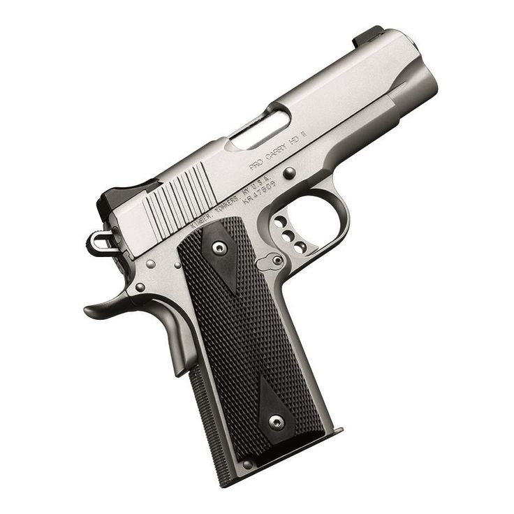 "Kimber Pro Carry HD™ II 1911 45acp 4""Loading that magazine is a pain! Excellent loader available for your handgun Get your Magazine speedloader today! http://www.amazon.com/shops/raeind"