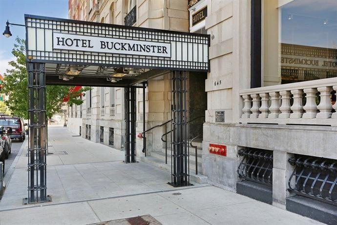 World Hotel Finder - Boston Hotel Buckminster