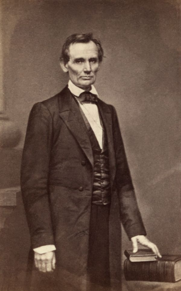 a history of the presidency of abraham lincoln one of the finest american presidents American history tv weekends on c-span3  dates of presidency: january 20,  in the forty-first in a series on american presidents,.
