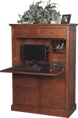 americana 41inch computer armoire u2026