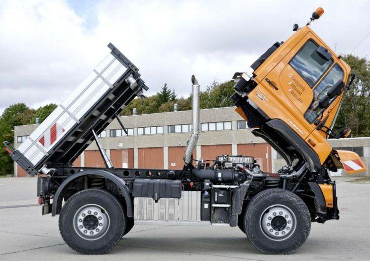 Unimog Traktori