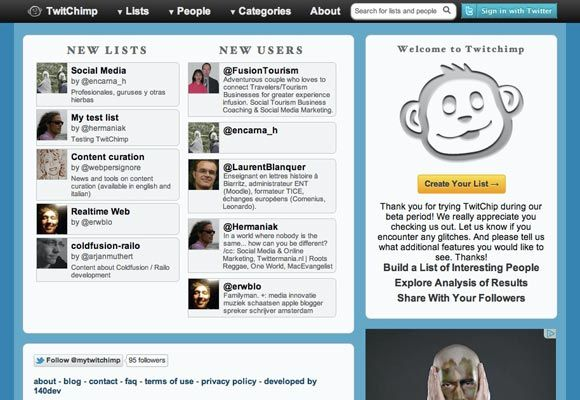 TwitChimp, een belangrijke tool?