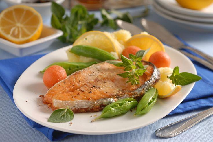 Geniálne jednoduché: Pečený losos s korením