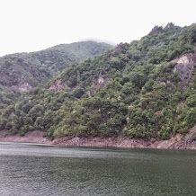 Artificial lake, Cerna Valley, Baile Herculane