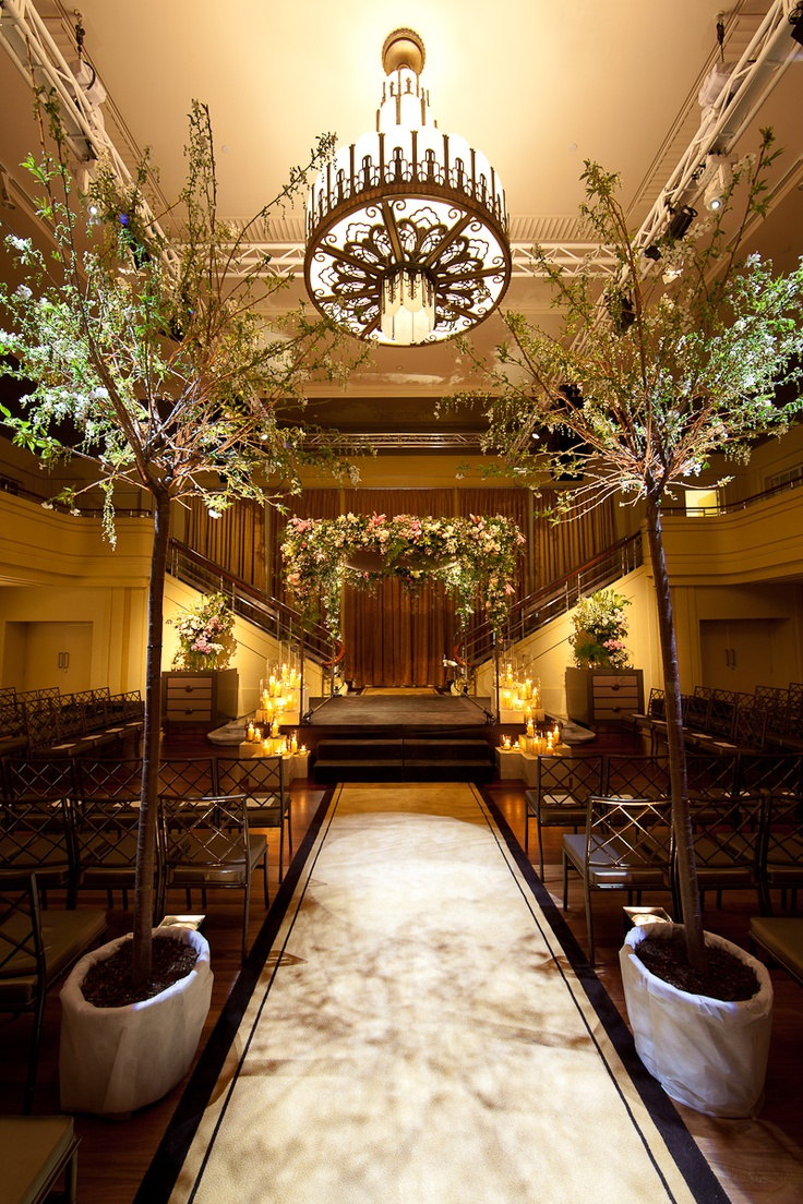 The beautiful Myer Mural Hall at Myer Melbourne is the ideal place for an inner city wedding or event www.muralhall.net.au