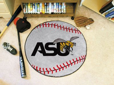 Alabama State University Baseball Mat