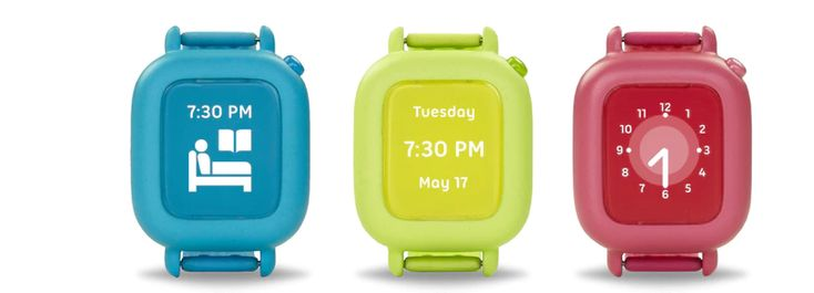 Octopus smartwatch teaches kids time and good habits - http://backerjack.com/octopus-smartwatch-teaches-kids-time-and-good-habits/