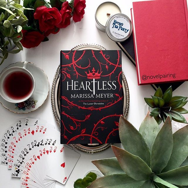 "I just finished ""Heartless"" by Marissa Meyer (part of @hootlootbox 's November box) and I'm feeling... like I've never wanted an origin story to not actually be an origin story so badly.  I looved Cath and I was totally mesmerized by the skill Meyer used and weaving together classic Alice in wonderland. The story was sweet and whimsical, ridiculous yet totally believable, heroic and heartbreaking and just a fantastic story all around... but man I hated knowing it was the origin story of the…"