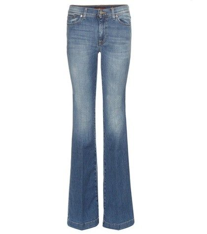 CHARLIZE FLARED JEANS 7 FOR ALL MANKIND