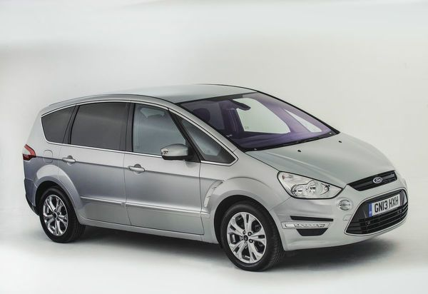 Jigsaw Puzzle 2013 Ford S Max Creator Unknown 500 Piece Jigsaw