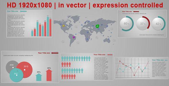 Infographics Elements. vol 1