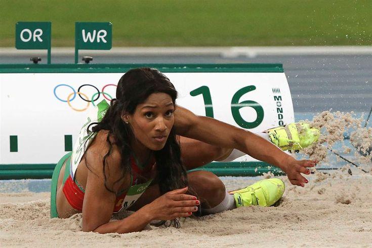 A portuguesa Patrícia Mamona é considerada uma das atletas mais bonitas dos Jogos Olímpicos 2016. No Rio de Janeiro, são inúmeros os casos em que talento, força, dedicação e abnegação se conjugam em harmonia com a beleza física.
