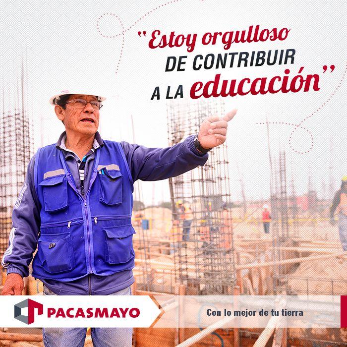 Leonardo Ortecho con 45 años como maestro de obra es hoy un supervisor orgulloso de su trabajo y logros