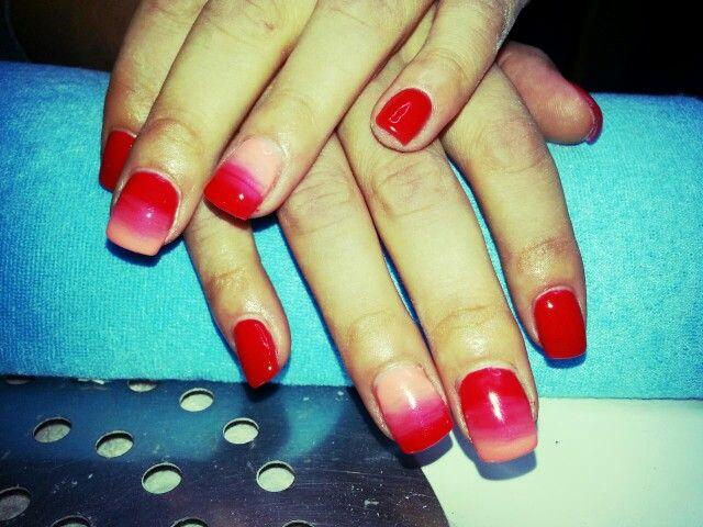 red&peach