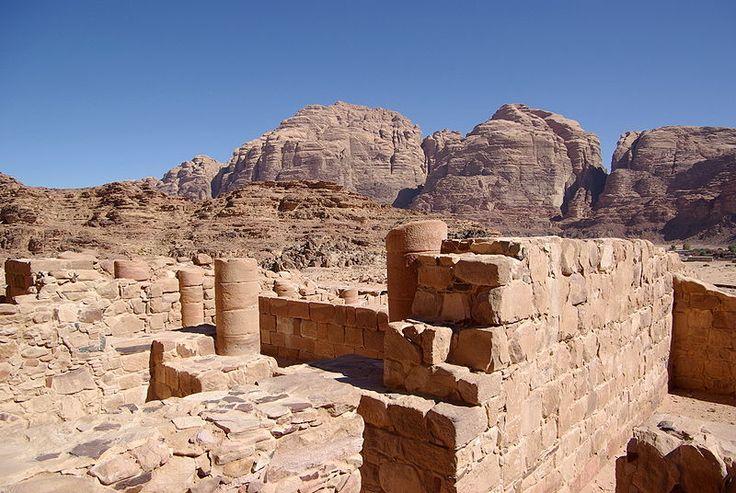 Israel temple