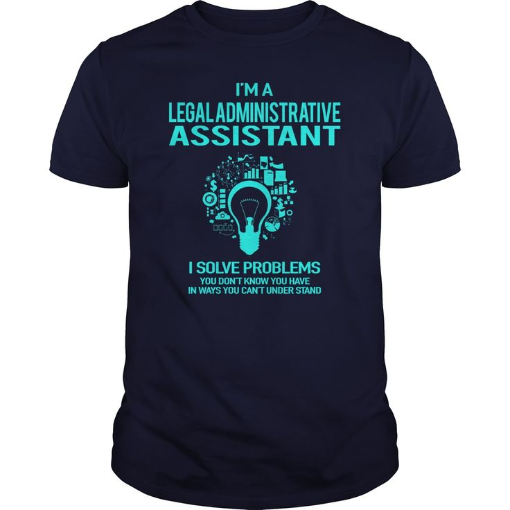 Iu0027m An Legal Administrative Assistant I Solve
